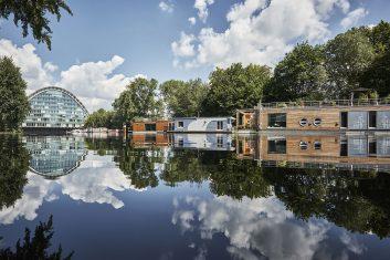 Viktoriakai-Ufer Hamburg, Liegefeld 1
